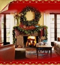 Ako splniť Vianoce: zdobenie súkromného domu a sprisahania, ako pokryť vianočný stôl.