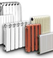 Виды радиаторов отопления, как спрятать радиаторы отопления