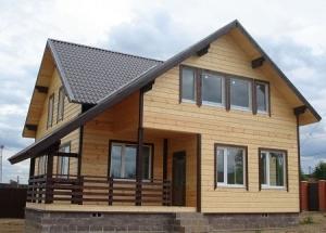 Каркасная технология строительства домов, материалы для сборки и строительства, все за и против