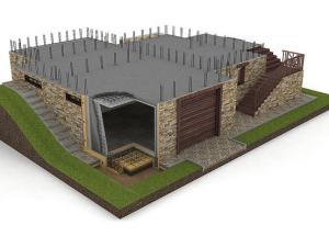 Monolitni podrum, kako sami graditi