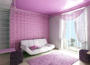 Мягкие стены в интерьере современной квартиры