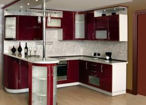 Каде во кујната и во кујната е подобро да ја ставите вградената печка