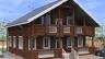 Namas iš rąstų: projektavimas, apskaičiuoti medžiagų parinkimas aukštos kokybės medienos. Ploto paruošimas, pamatų klojimas, sienų iš apvalių rąstų montavimas.