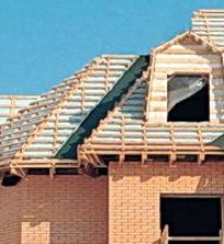Контробрешетка крыши: зачем нужна контробрешетка, выбор пиломатериала, крепежного материала, схема контробрешетки, виды контробрешетки.