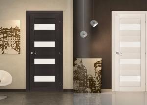Kako odabrati pravu sobu vrata: po veličini, po cijeni, po materijalu, zvučnom izolacijom, po težini, po boji.