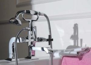 Виды смесителей для ванной комнаты, обзор