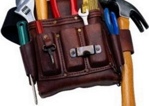 Домашний мастер. Пояс для инструмента, какой выбрать, пояс для инструмента своими руками