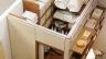 Kako preraditi ostava? Kako pretvoriti skladišni prostor u garderobu? Kako preraditi skladište u Hruščovku? Kako pretvoriti prostor za pohranu u praonicu rublja i ormar?