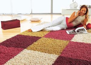 Чистка ковров и ковровых покрытий своими руками