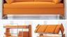 Moderni namještaj-transformator u unutrašnjosti malog stana, korisni savjeti
