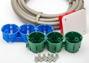 Ersatz der elektrischen Verkabelung, Austausch der Verkabelung in einem Privathaus, nützliche Tipps