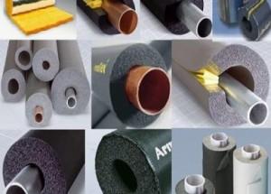 Toplinska izolacija cijevi za grijanje. Toplinska izolacija grijaćih cijevi može se napraviti uz pomoć različitih materijala - to su tekući grijači, pjenasti vlakna, mineralna vuna i poliuretanska pjena.