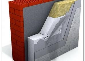Sistem pemanasan façade basah: keuntungan dan kerugian, pilihan insulasi, persiapan pondasi, priming, pemasangan insulasi, papan perekatan, menciptakan lapisan penguat, pelapisan dekoratif.