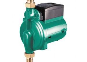 Booster pump สำหรับน้ำประปา: แผนภาพการเชื่อมต่อหลักการทำงานลักษณะทางเทคนิควิธีการเชื่อมต่อ