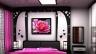 Освещение спальни дизайн: зонирование, потолочная люстра, прикроватные лампы, светильники, подсветка, настенное освещение.
