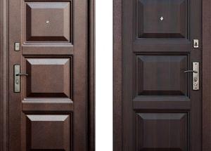 Как выбрать входную металлическую дверь советы профессионалов: материал входной двери, замок, дверные петли, дверная коробка, глазок дверной, ребра жесткости. Размеры металлических входных дверей.