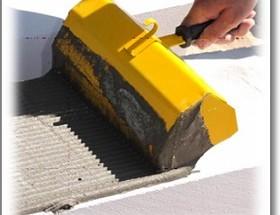 Как выбрать клей для газобетонных блоков, полезные советы