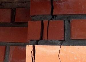 Pukotinu u zidu od cigle od pukotine u zidu od cigle, korisne savjete