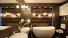 Santechnikos ir vonios reikmenys, moderni vandentiekio vonia.
