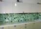 Installation d'un tablier en verre dans la cuisine, règles d'installation
