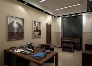 Kako pravilno dizajnirati studiju u modernom stanu