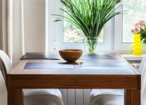 Обеденный стол своими руками: материал, размеры, столешница, формы обеденных столов. Пошаговая инструкция изготовления обеденного стола.