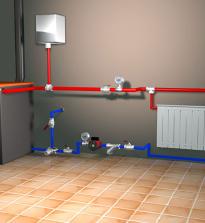 Chaleureux garage dans une maison privée, chauffage d'un garage, chauffage d'un garage au gaz, chauffage d'un garage à combustible solide, chauffage de garage infrarouge, conseils utiles