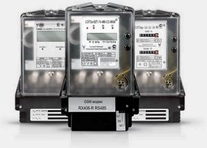 Koneksi dari tiga fase meter, fitur koneksi