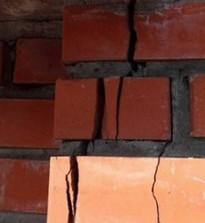 Plyšio sienos plyšys, nei plytų sienelės plyšys, naudingi patarimai