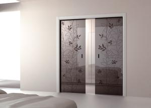 Стеклянные двери межкомнатные: фото, распашные, раздвижные, откатные, стеклянные двери купе. Фурнитура для стеклянных дверей. Установка стеклянных межкомнатных дверей, пошаговая инструкция.