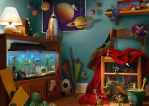 Оборудуем детскую комнату