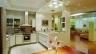Virtuvės interjero apšvietimas: lubos virtuvėje, darbo zona, apšvietimas, dekoratyvinis apšvietimas, grindų apšvietimas, dizaino lempos.