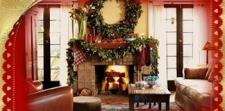 Как встретить Рождество: украшение частного дома, как накрыть рождественский стол.