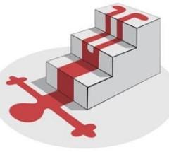 Comment et comment couper les escaliers dans la maison, le matériau pour le revêtement des escaliers: carrelage, pierre, granit, bois, face à platelage.