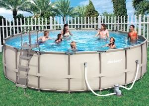 Вы купили каркасный бассейн - подробный ход сборки каркасного бассейна, полезные советы