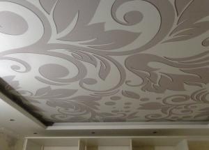 Натяжные потолки характеристики. Натяжной потолок ПВХ или тканевый? Фото натяжных потолков идеи дизайна. Матовый или глянцевый натяжной потолок.