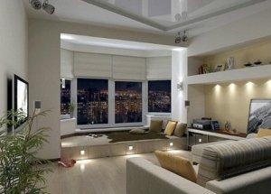 Подиум в интерьере квартиры своими руками