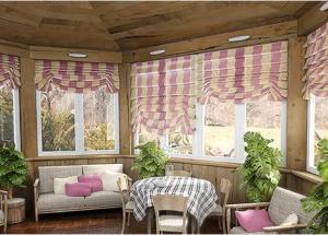 Wir wählen die Optionen für das Innere der Veranda, wie man es richtig macht, nützliche Tipps