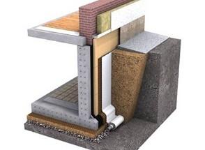 Утеплять ли фундамент дома? Как правильно утеплить фундамент: вертикальное и горизонтальное утепление. Чем утеплить фундамент дома снаружи своими руками?