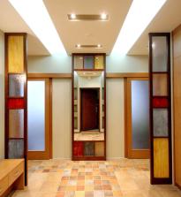 Hallway განათება, hallway განათების პარამეტრები, hallway ნათურები, სასარგებლო რჩევები