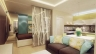 Варианты студий квартир, оформление квартиры студии: зонирование квартиры студии, раздвижные двери перегородки, мебель, барная стойка и островная кухня, потолочные балки.