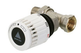 Установка терморегулятора на радиатор отопления. Электронный терморегулятор и механический терморегулятор, способы соединения и подбор по гидравлическому расчету.
