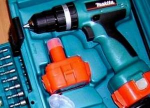 Аккумуляторы для шуруповертов, как правильно выбрать