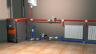 Toplo garaža u privatnoj kući, garaža načina grijanja, grijanje na plin garaža, grijana garaža na kruto gorivo, infracrveni grijač garaža tips