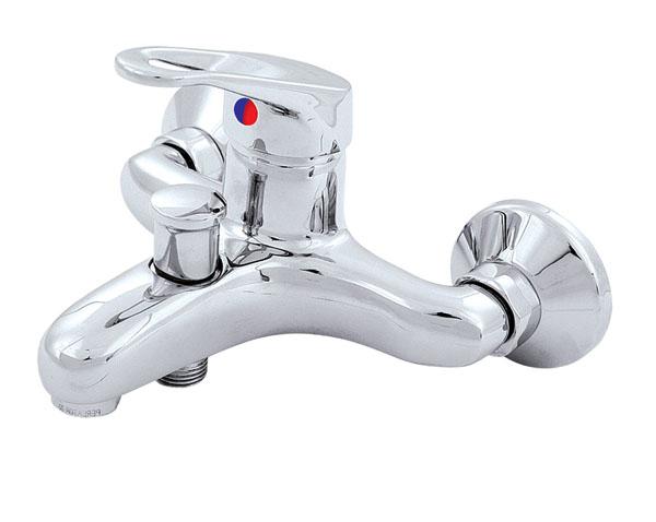 """Смеситель для ванны NAMI """"Престиж"""", одноручковый, литой в Москве - узнать цену и купить у Теплосервер - id 1483772"""