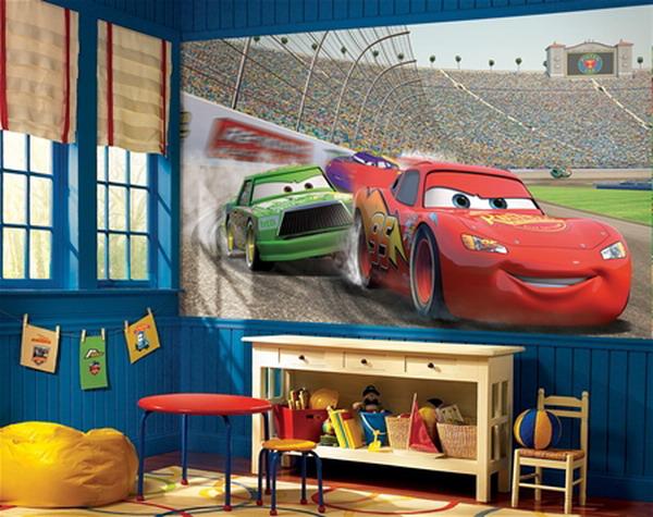 Обои для детской комнаты для мальчика - Фото / Стены / Ремонт в квартире