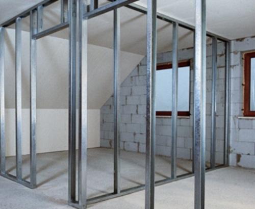 Sienų iš gipso kartono montavimas! Irkutsko skelbimų lenta