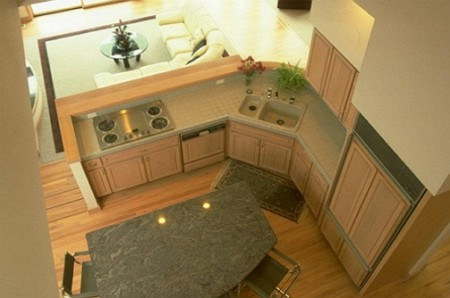 dizajn kuhinje 9 kv.m