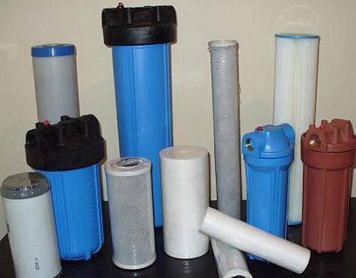 бытовой фильтр для очистки воды установка своими руками делаем