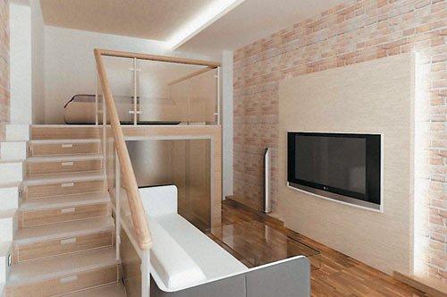 Дизайн второго этажа своими руками фото